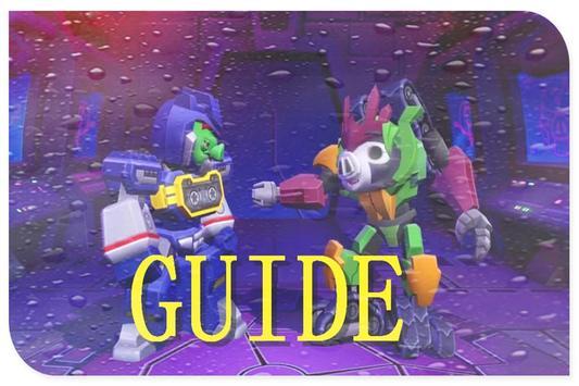 Guide Angry Birds Transform Apk Screenshot