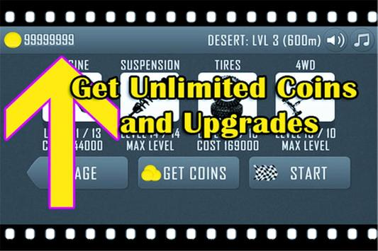 hill climb racing tips for coins