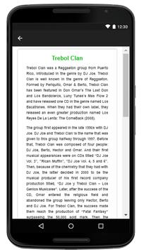 Trebol Clan - Music And Lyrics screenshot 4