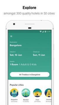 Treebo - Online Hotel Booking App, Get Hotel Deals poster