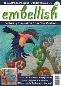 Embellish Magazine poster