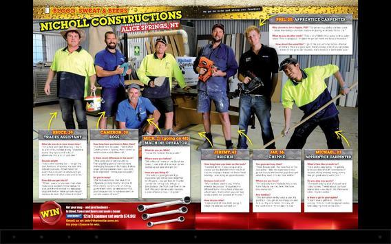 The Tradie Magazine screenshot 3