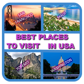 Best Places 2 Visit in the USA icon