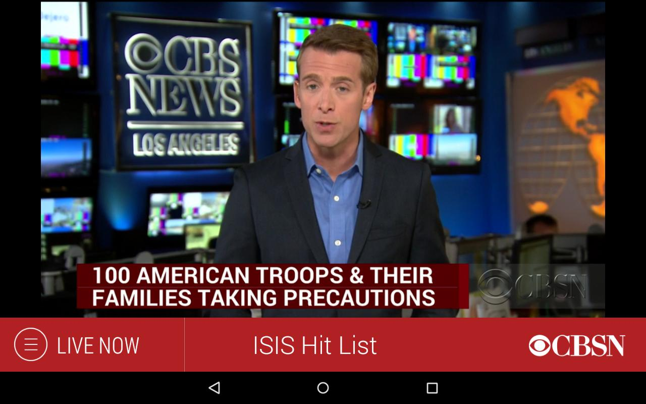 Cbs News Apk Download Free News Amp Magazines App For