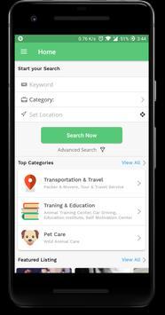 Listingo - Service Providers screenshot 3