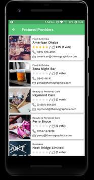 Listingo - Service Providers screenshot 4