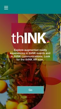 thINK AR poster