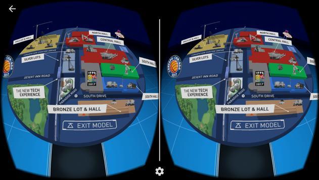 VR Experience: CONEXPO-CON/AGG poster