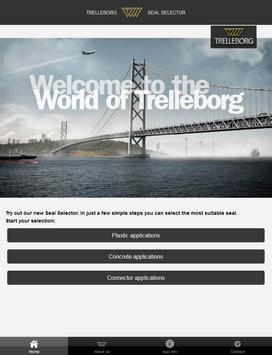Trelleborg Seal Selector poster