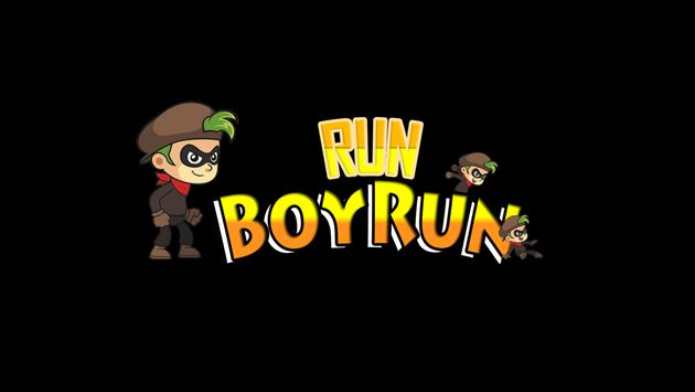 Run Boyrun poster