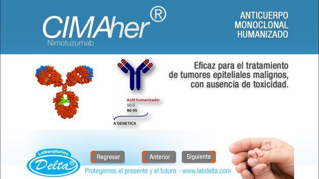 CIMAher apk screenshot