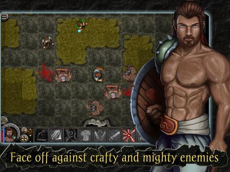 Heroes of Steel RPG Elite скриншот 5