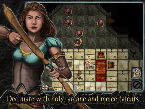 Heroes of Steel RPG Elite скриншот 10