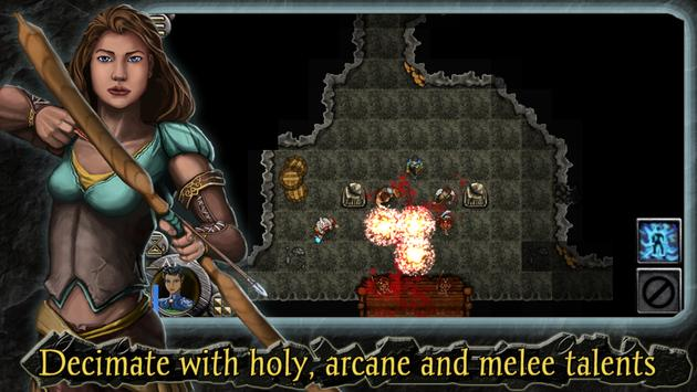 Heroes of Steel RPG Elite screenshot 1