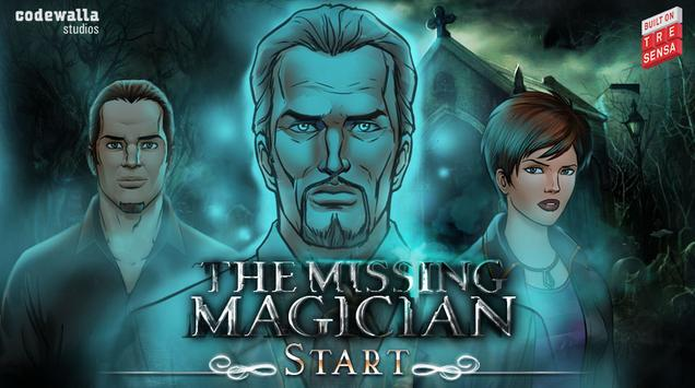 Missing Magician poster