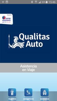 QUALITAS AUTO ASISTENCIA poster