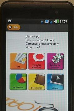Autoaula AEOLservice screenshot 2