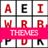 Brain Word Puzzle Themes icon