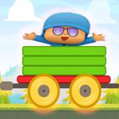Pocoyp Minecart Juegos icon
