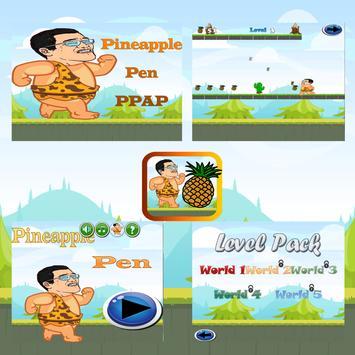 Pineapple Pico Run - PPAP apk screenshot
