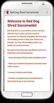 Red Dog Shred Sacramento screenshot 8