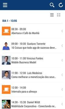 Mobile Brazil Conference apk screenshot