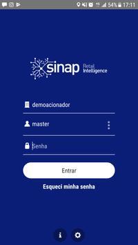 SINAP poster