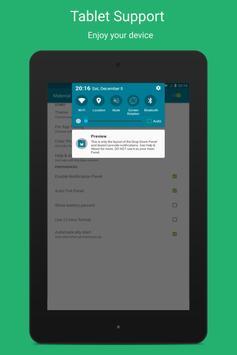 Material Status Bar apk screenshot