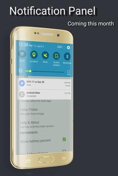 Material Status Bar screenshot 3