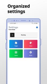 Power Shade captura de pantalla 2