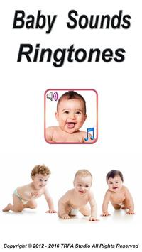 Baby Sounds Ringtones poster