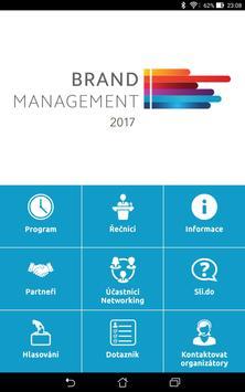 Brand Management 2017 screenshot 1