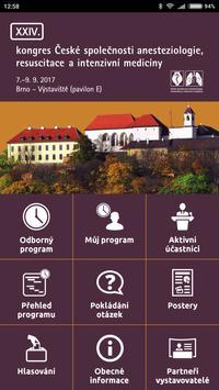 ČSARIM 2017 poster