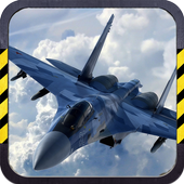 F18 3D Fighter Jet Simulator icon