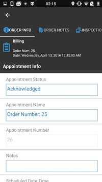 Trimble PULSE™ Service screenshot 1