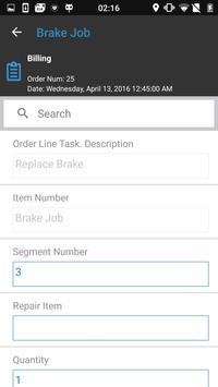 Trimble PULSE™ Service screenshot 2