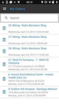 Trimble PULSE™ Service screenshot 4