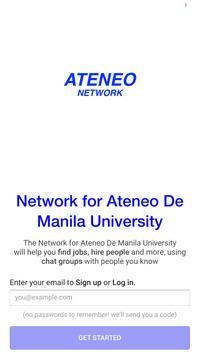 Network for Ateneo screenshot 3
