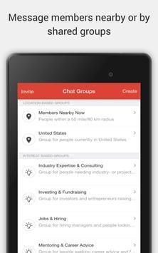 Network for SCU Alumni screenshot 4