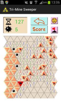 三角扫雷 apk screenshot