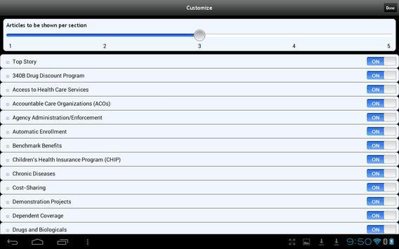 Health Reform WK-EDGE Mobile apk screenshot