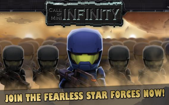 Call of Mini™ Infinity poster
