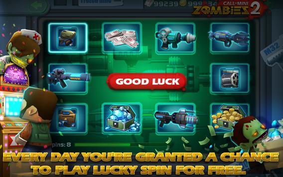 14 Schermata Call of Mini™ Zombies 2