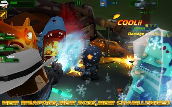 Call of Mini™ Zombies 2 screenshot 1