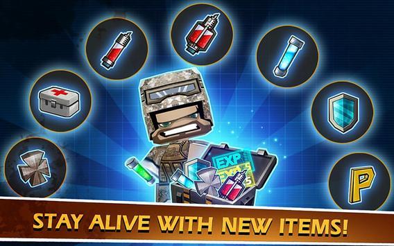 Call of Mini: Zombies screenshot 1