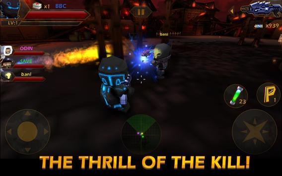 Call of Mini: Zombies screenshot 7