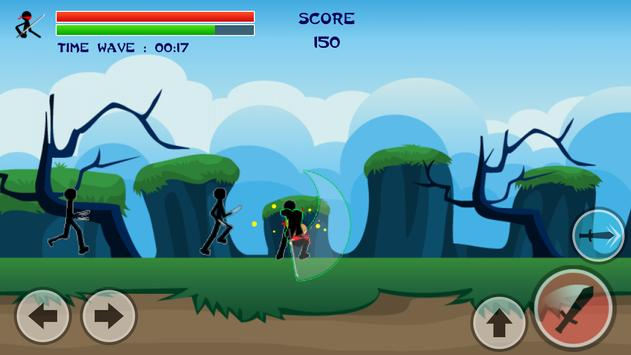 Stickman Trinity Sword Fighting apk screenshot