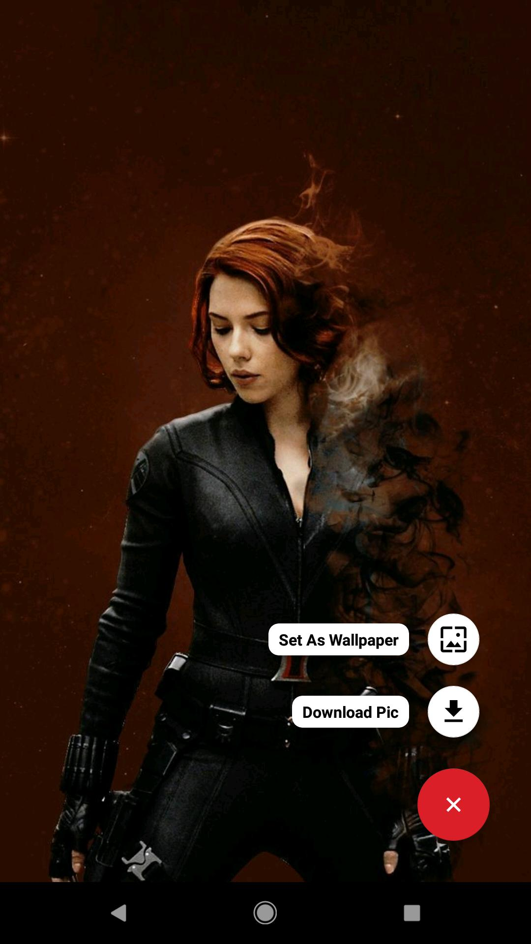 Black Widow Hd Wallpapers 2018 For Android Apk Download
