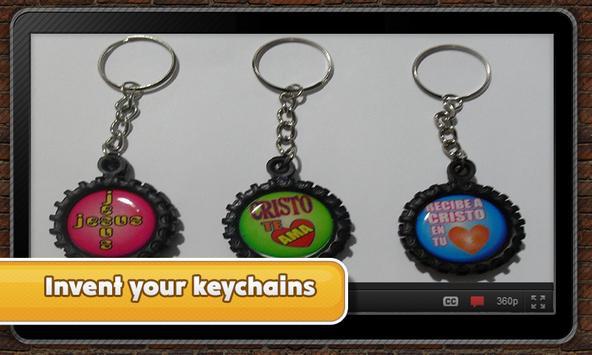 best keychains poster