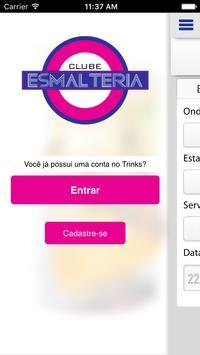 Meu Clube Esmalteria apk screenshot